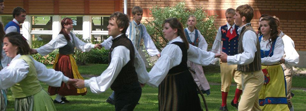 Lindsborg Swedish Folk Dancers