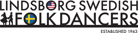 Lindsborg Swedish Folk Dancers Logo
