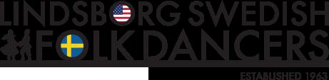 Lindsborg Swedish Folk Dancers Logo