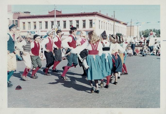 Hyllningsfest 1969